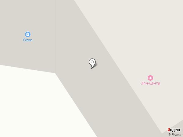 Торговая компания на карте Тюмени