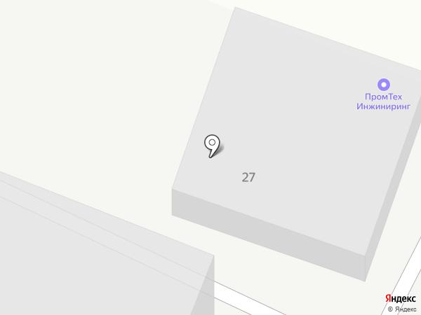 ПромТех Инжиниринг на карте Боровского