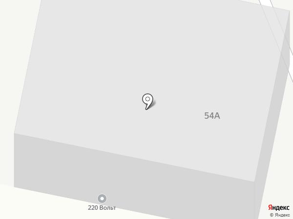 Сервисный центр на карте Боровского