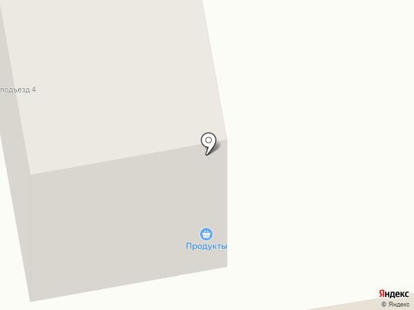 Купец на карте Боровского