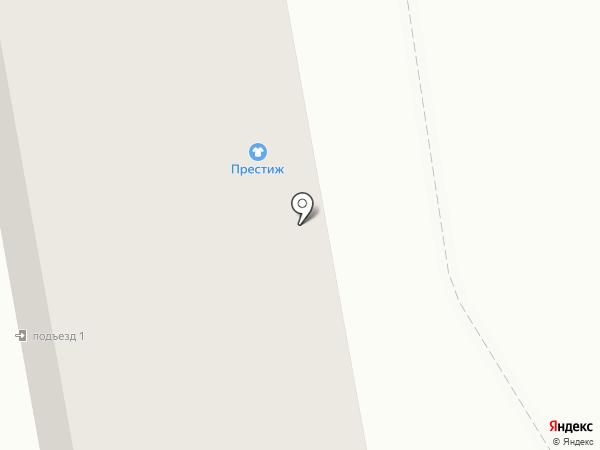 Престиж на карте Боровского