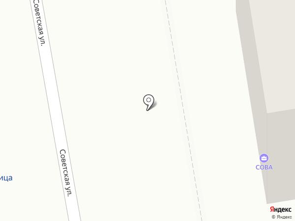 ТАгресс П на карте Боровского