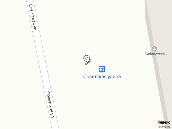 Фасад на карте Боровского