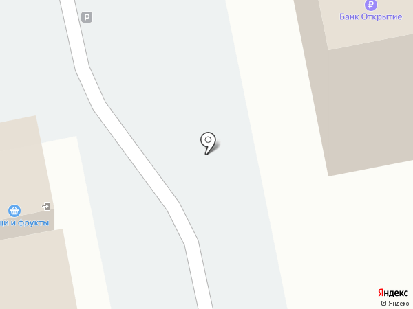 Аптека от склада на карте Боровского