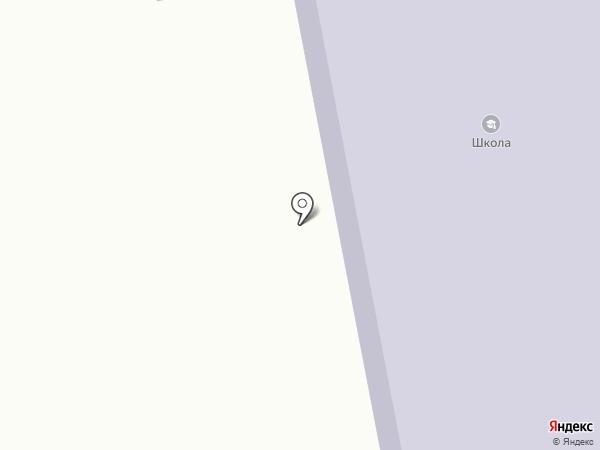ВОА на карте Боровского