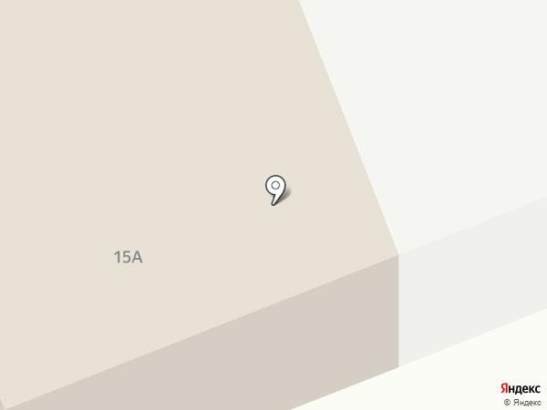 Борок на карте Боровского