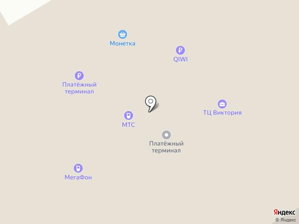 Магазин бижутерии на карте Винзилей