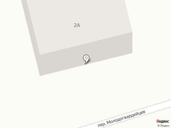 Берёзка на карте Винзилей