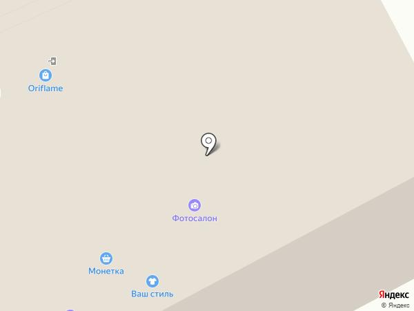 Леопольд на карте Винзилей