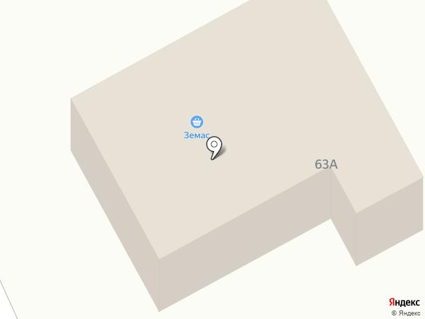 Берег на карте Винзилей