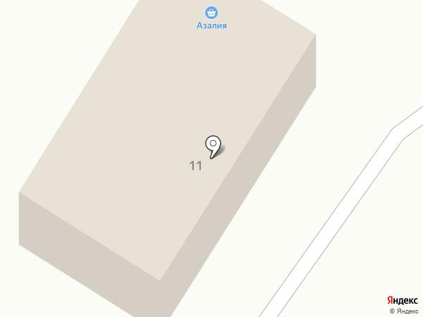 Софья на карте Андреевского