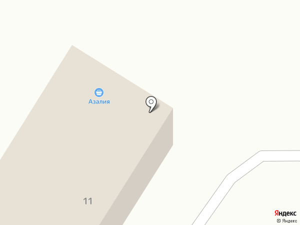 Уют на карте Андреевского