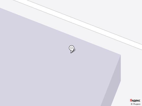 Средняя общеобразовательная школа на карте Андреевского