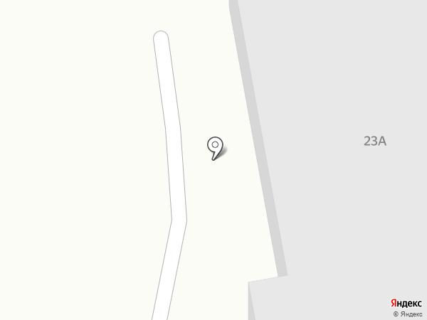 Таврия на карте Богандинского