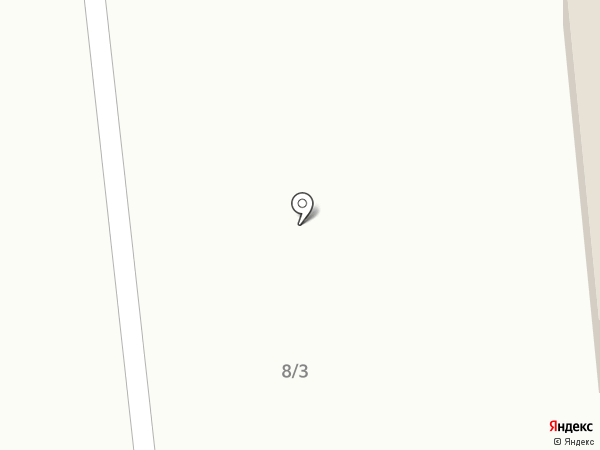 Мясная лавка на карте Богандинского