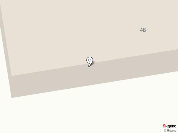 Аура на карте Богандинского