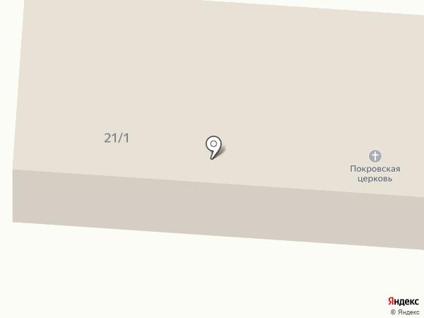 Храм в честь Покрова Пресвятой Богородицы на карте Мальково