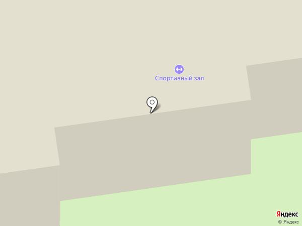 Богандинский центр спорта, МАУ на карте Богандинского