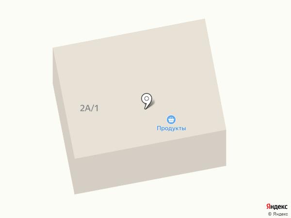 РЫБАКЪ на карте Богандинского