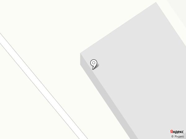 Автокомплекс на карте Мальково