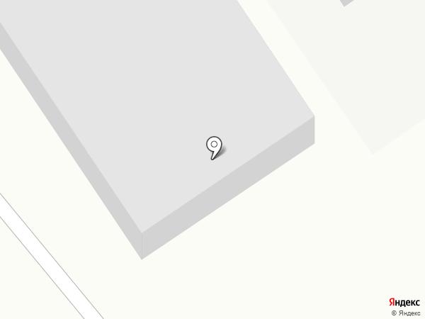 Автокомплекс на Мирном проезде на карте Мальково