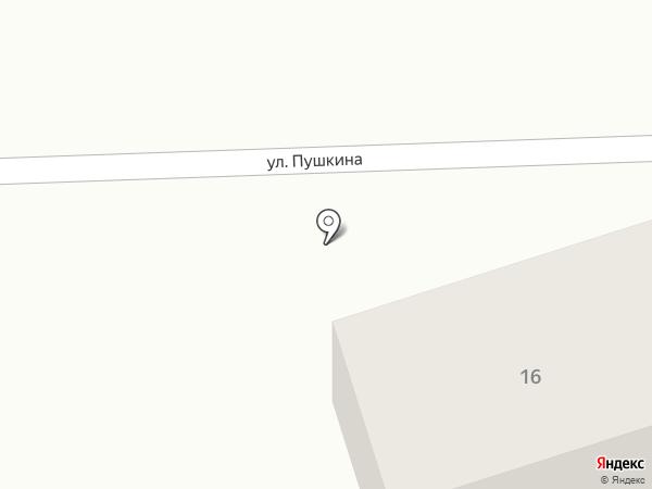 Лидер на карте Богандинского