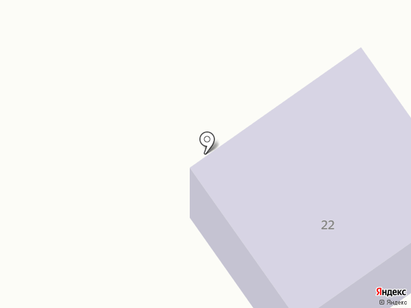 Людмила на карте Богандинского