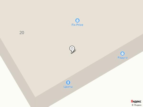 Магазин одежды на карте Богандинского