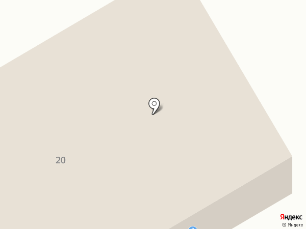 Радуга на карте Богандинского