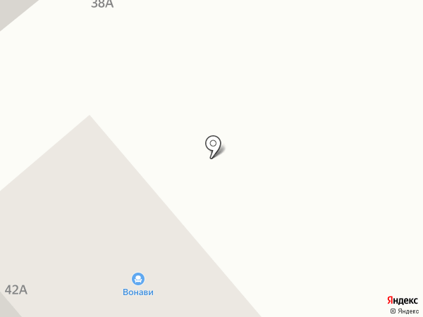 Парикмахерская на карте Богандинского