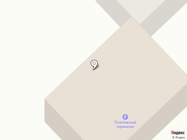 Рузанна на карте Богандинского