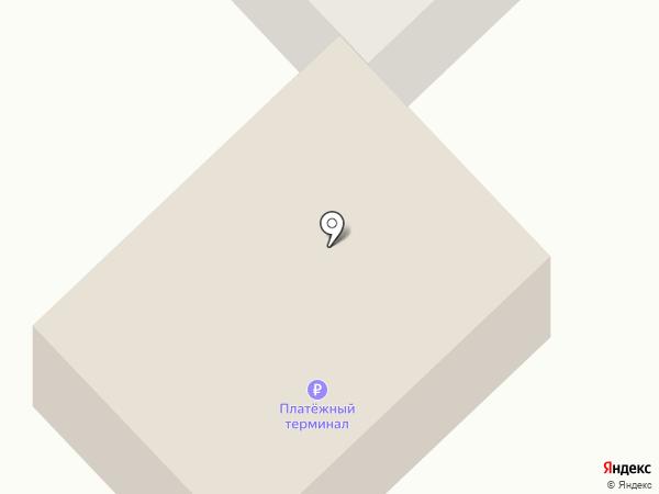 Qiwi на карте Богандинского