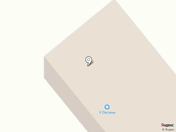 У Оксаны на карте Богандинского