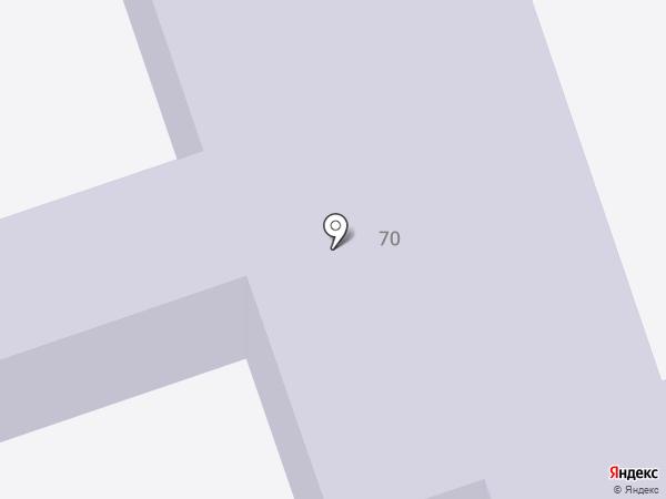 Средняя общеобразовательная школа на карте Каскары
