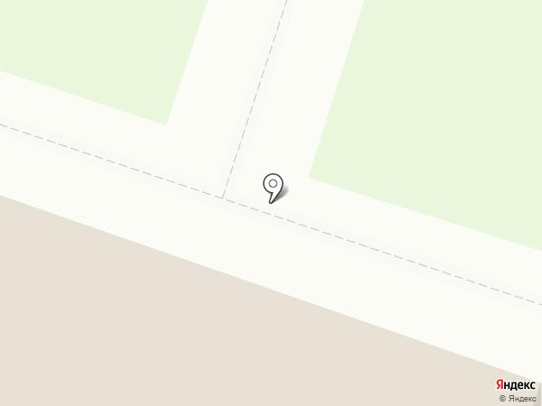Конкорд на карте Каскары