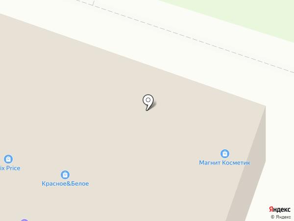 МегаФон на карте Каскары