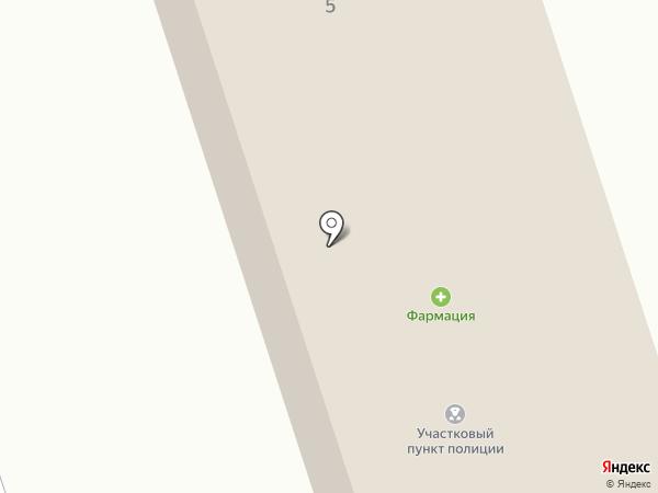 Фельдшерско-акушерский пункт на карте Каскары