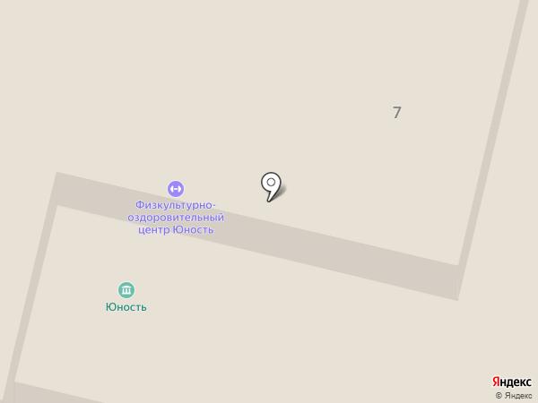 Юность на карте Каскары