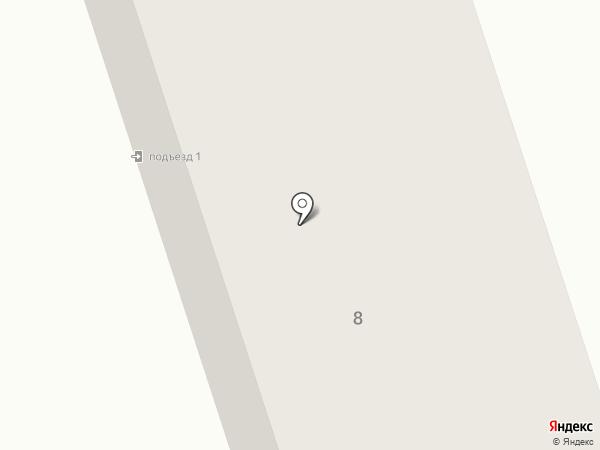 Галатея на карте Каскары