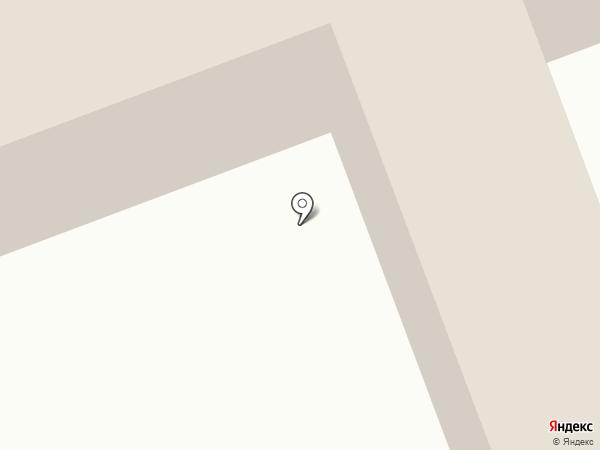 Ялуторовский психоневрологический интернат на карте Ялуторовска