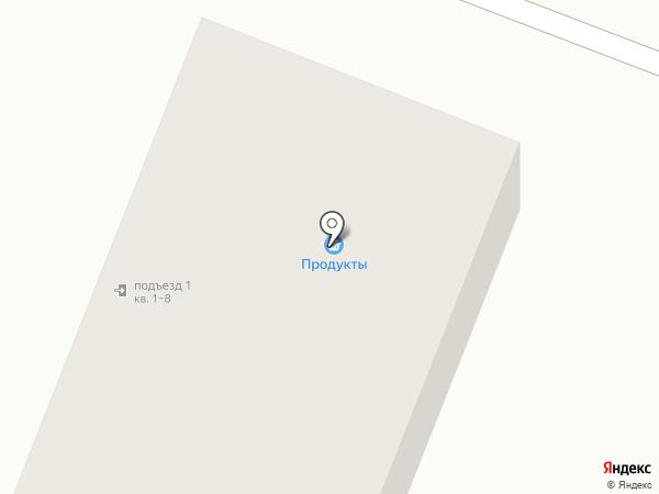Продуктовый магазин на карте Памятного