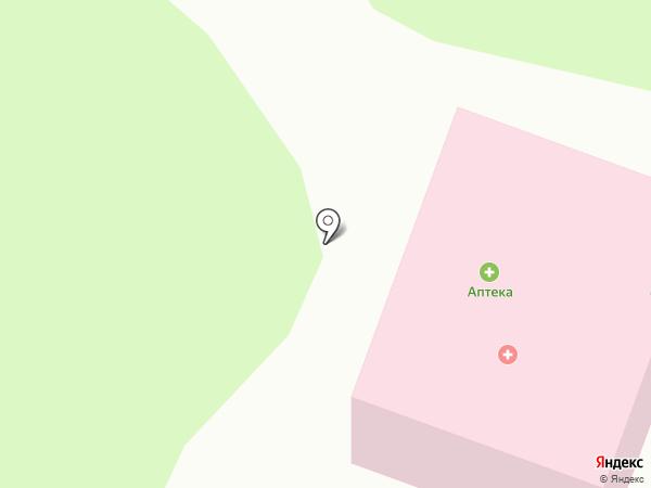 Фельдшерско-акушерский пункт на карте Памятного