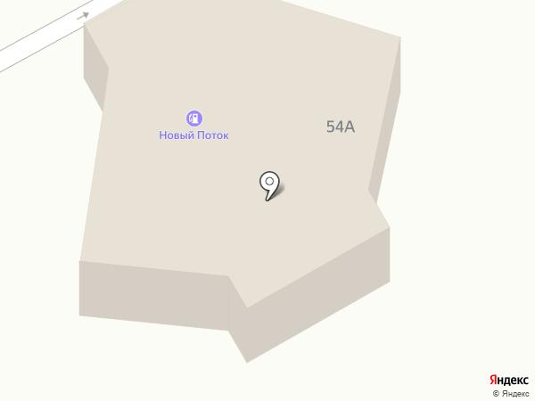 АЗС Т-Ойл на карте Ялуторовска