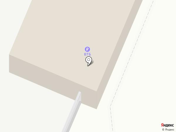 Банкомат, Запсибкомбанк на карте Ялуторовска