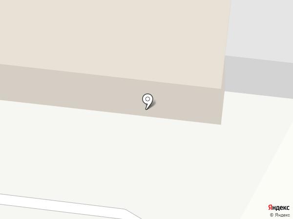 Строительный Двор на карте Ялуторовска