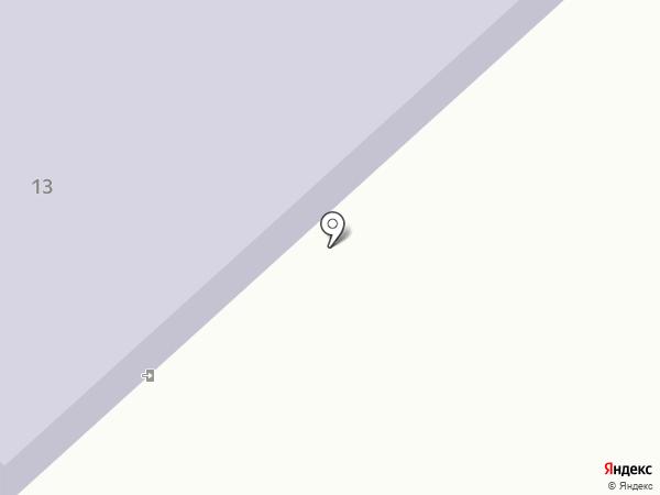 ДЮСШ на карте Ялуторовска