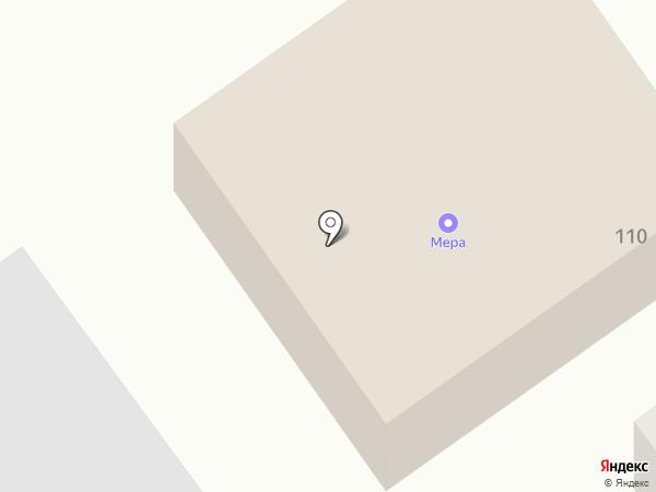 Мера на карте Ялуторовска