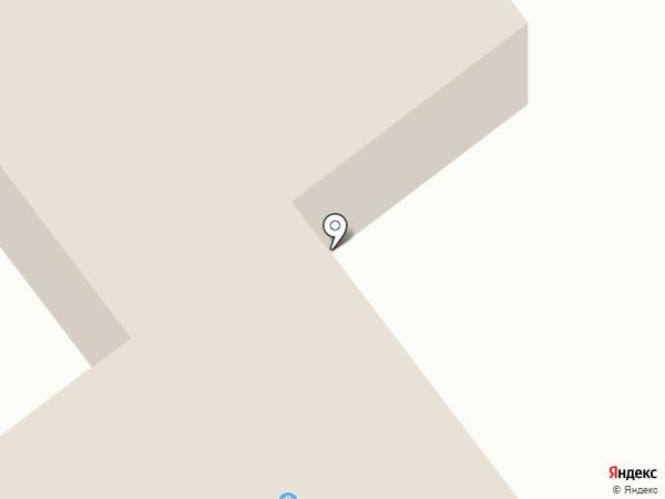 Почтовое отделение №1 на карте Ялуторовска