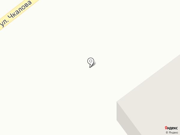 Chester на карте Ялуторовска