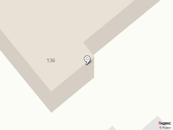 Баня №3 на карте Ялуторовска